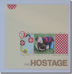 love hostage