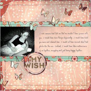 My wish 1