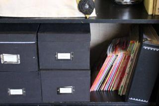 Last shelf